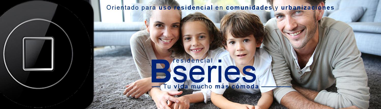 Cilindros B Series comunidades y urbanizaciones